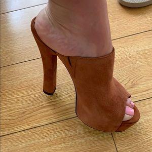 BRAND NEW Jessica Simpson Open Toe Platform Clog